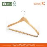 Cuerpo contorneado de ropa de madera Percha Traje (MC023)