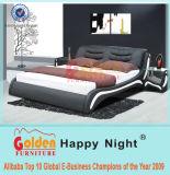 最新の寝室配達ベッド2756-1