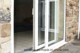 Finestra di scivolamento australiana di standard As2047 UPVC Windows/PVC