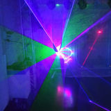 5-6W Stage Disco RGB Animação Laser Light