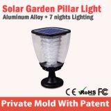 Lampe de jardin de la lumière 16 DEL Piroutdoor de détecteur de mouvement pour la cour
