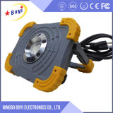 15W LED de alta potencia de luz de trabajo con Push Button Switch