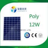 mini niedriger Preis 12W PV-Sonnenkollektor