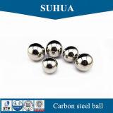 bola de acero de carbón de 30m m para la bola de metal sólida del rodamiento
