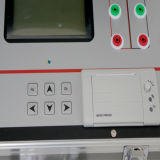 Il trasformatore corrente di TTR gira il tester di rapporto per il commercio elettronico