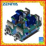 Wassergekühlter kupfernes Gefäß-Kondensator für industriellen Verbrauch