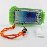 Профессионал крышка случая мобильного телефона подводного подныривания в 40 метров водоустойчивая для iPhone 5/6/6plus