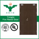 Дверь дешевого пожара Rated деревянная