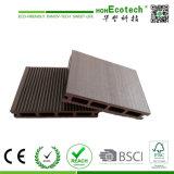 Ce/ISO/SGS zugelassener im Freien WPC Decking-Fußboden-Höhlungzusammengesetzte Decking-Fußboden-Fabrik-direkter Preis