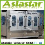 machine de remplissage liquide automatique complète Integrated de l'eau de bouteille 4500bph 1.5L-5L