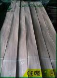 Noce nera per le schede, mobilia, decorazione dell'impiallacciatura naturale