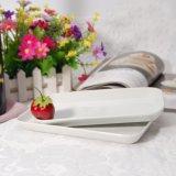 セリウムの承認の毎日の使用の陶磁器の台所長方形の版