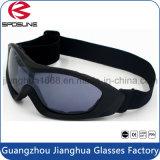 Occhiali di protezione neri personalizzati commercio all'ingrosso di protezione degli occhi di equitazione degli occhiali di protezione di taglio della cipolla di sicurezza della fabbrica