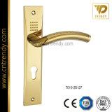 Qualitäts-Zink-Legierungs-Tür-Platten-Verschluss-Griff (7010-Z6127)