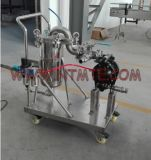 Schnell geöffneter pneumatischer Pumpen-Beutelfilter
