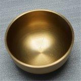 Cuivre Extrusion Moulding Extruded Métal Formes de Bell Bowl