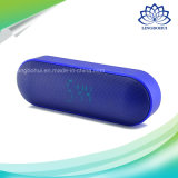 LED Screen FM Função Bluetooth Speaker com TF USB Slot