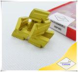 Cutoutil Knux160405L11 für Stahl  Karbid-Einlagen