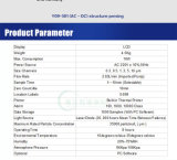 Y09-301 AC-DC Portable Dust Counter Airborne Particle Counter
