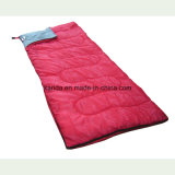 La couleur solide enveloppent le sac de couchage 150G/M2