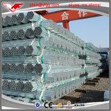 El cinc bien de las ventas 220G/M2 de la fábrica cubrió el tubo de acero galvanizado sumergido caliente de ERW