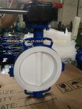 PTFE Beschichtung-Oblate-Drosselventil