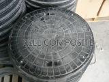 Tampa de câmara de visita de FRP/material de construção/fibra de vidro/tampa engenharia municipal