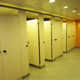 Водоустойчивая и пожаробезопасная перегородка общественного туалета