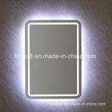 (L6016) Espelho à moda contemporâneo do diodo emissor de luz do banheiro