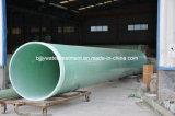 Tubo del certificado FRP GRP de la ISO para el agua o el petróleo