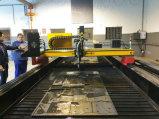 Tabella di taglio del plasma del laser di CNC del piatto d'acciaio di 2X6m