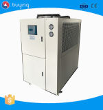 tipo refrigeratore del rotolo 10HP del glicol del gas di refrigerazione del compressore R407c