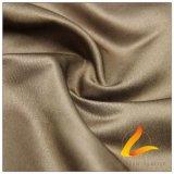agua de 75D 270t y de la ropa de deportes tela tejida chaqueta al aire libre Viento-Resistente 100% del poliester del telar jacquar abajo (E144A)