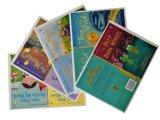 Stampa personalizzata del libro di storia del documento della scheda per i bambini