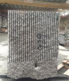 平板へのマルチブレード石造り橋打抜き機の鋸引きの花こう岩のブロック