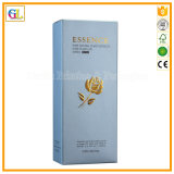 Rectángulo de papel plegable de empaquetado del perfume barato