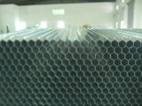 Feuille en aluminium d'âme en nid d'abeilles de trou minuscule (HR104)