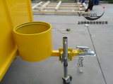 Machine d'équipement pour les fabricants de chariots à l'alimentation extérieure