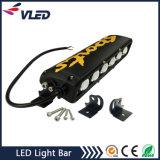新製品! 単一の列LEDのライトバー、DIY LEDのドライビング・ライト棒4X4
