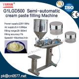 Halfautomatische het Vullen van het Deeg van de Lotion en van de Room Machine (G1LGD1000)
