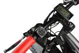 販売のための48V 750W Bafangの中間モーター電気脂肪質のバイク