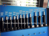 amortisseur de 143mm pour des meubles de rotation