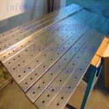 Onoplosbare Busbar van de Hanger van het Koper van het Titanium Beklede voor Hydrometallurgical