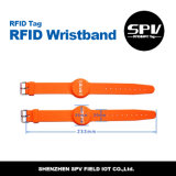 ISO18000 6c impermeabilizan a extranjero H3 del Wristband de la frecuencia ultraelevada