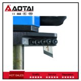 Aotai 전기 자동적인 공급 휴대용 관 찬 경사지는 기계