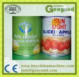 フルオートマチックの缶詰にされたスライスされたマンゴの生産ライン