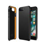 cubierta dura de la Dar una sacudida eléctrica-Absorción resistente del caso de Maxboost Snappro del iPhone 7