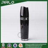 60ml黒いアクリルのスキンケアのクリームのローションポンプびん