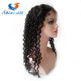 Парик волос девственницы парика шнурка человеческих волос оптового шнурка польностью передний