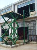 Table de levage hydraulique stationnaire (SJG Double Forks) (SJG)